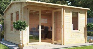 garden log cabins billyoh seattle home office - log cabins - garden buildings direct ZOBYDWJ