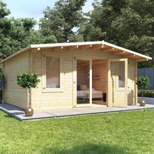 garden log cabins for sale | billyoh BYVXZBG