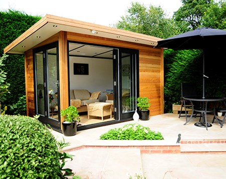 garden office ... stunning garden offices ... WAXYKKM