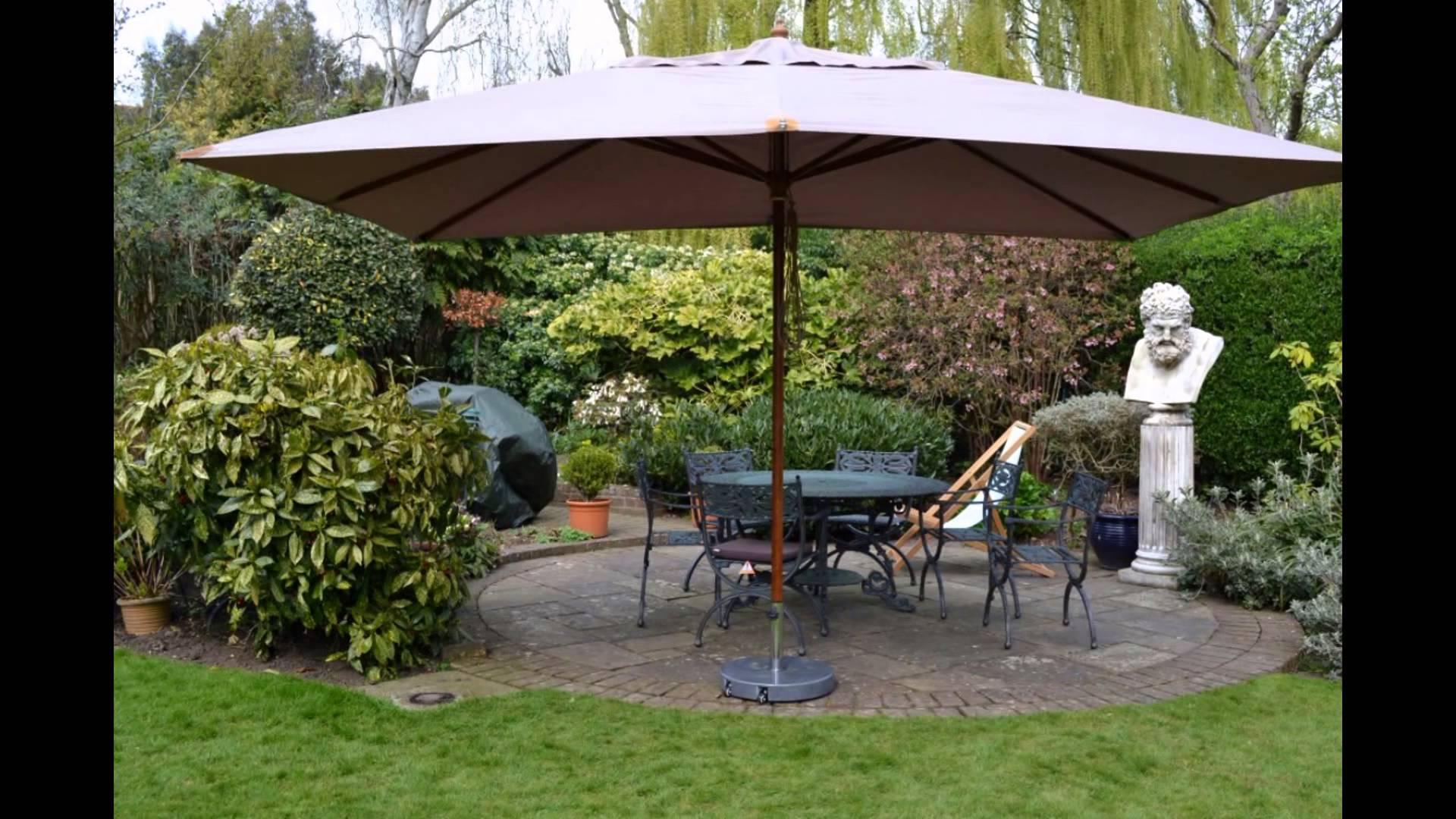 garden parasols FILITUS