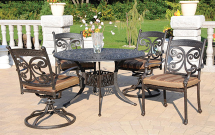 garden patio sets dining collections BOXYTXJ
