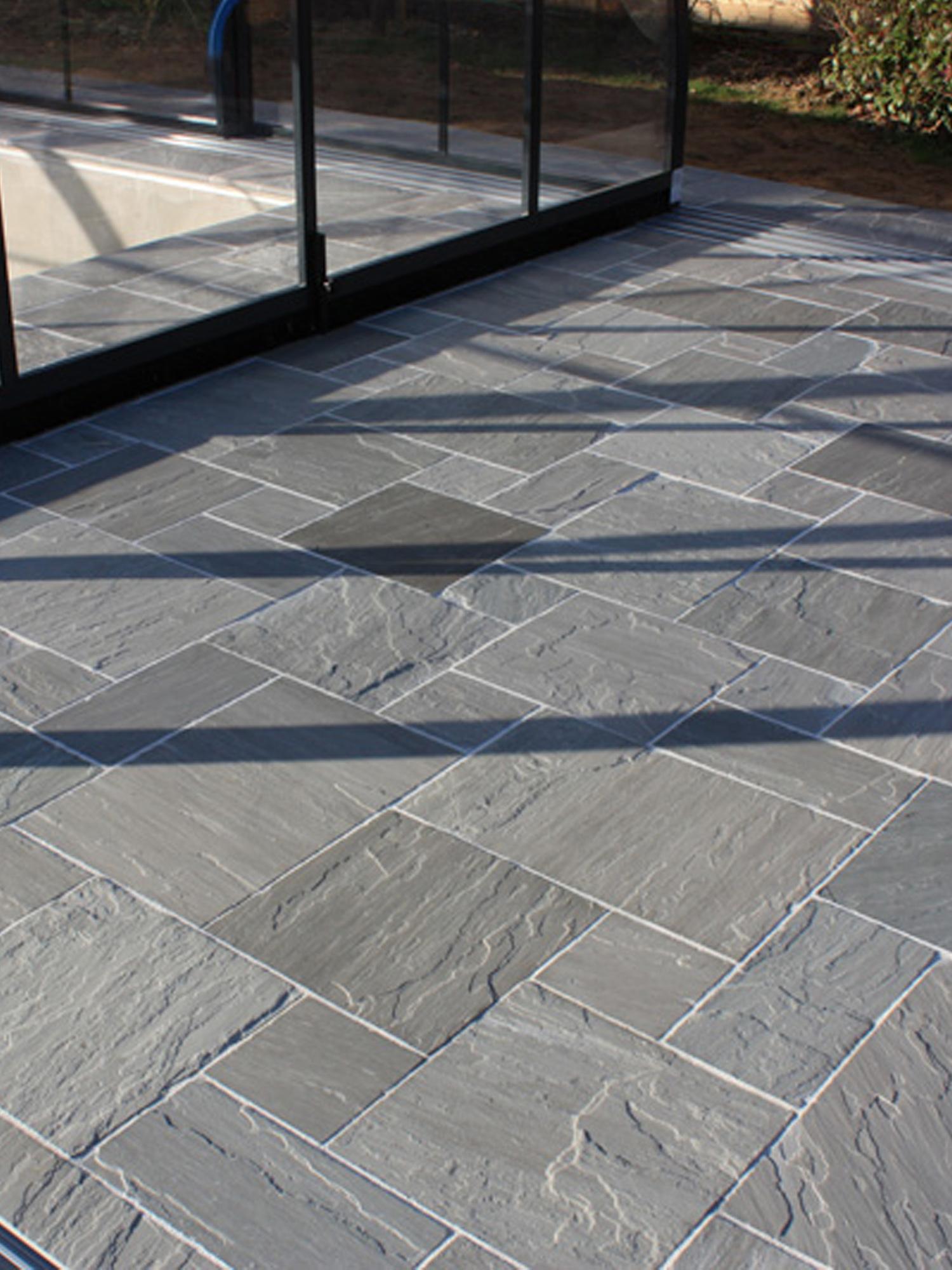 garden paving slabs sandstone paving JLUYJVV