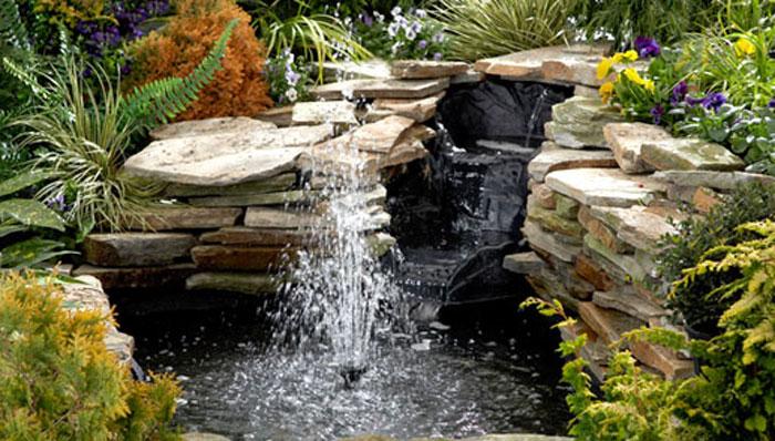 garden ponds how to build a pond or water garden in your yard KCDZSBU