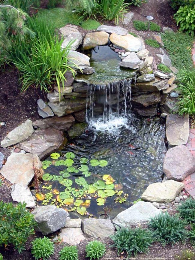 garden ponds september 10th, 2012 | outdoor living | garden , pond , tips ZHGYQUH