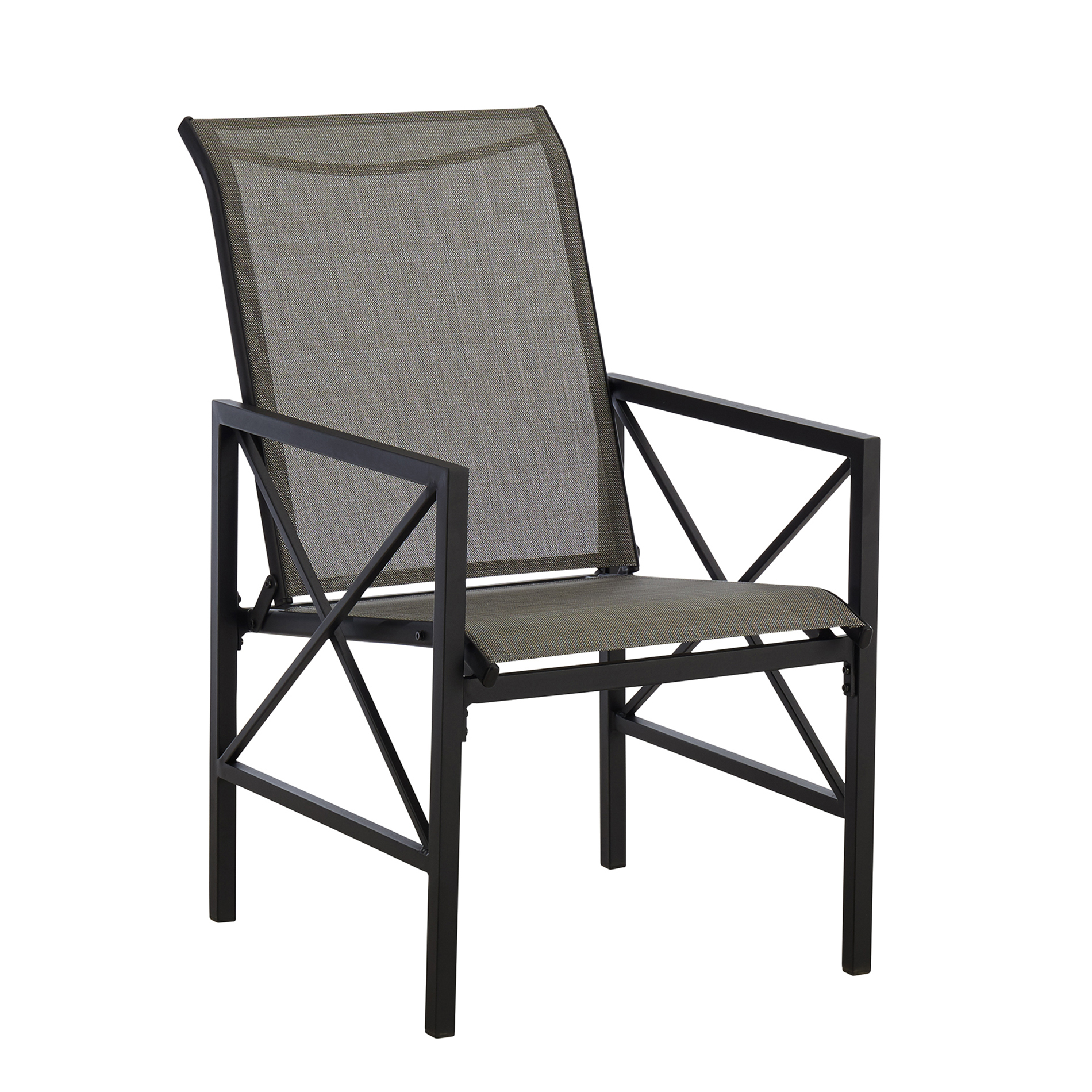 garden recliners essential garden anniston 4 pack sling