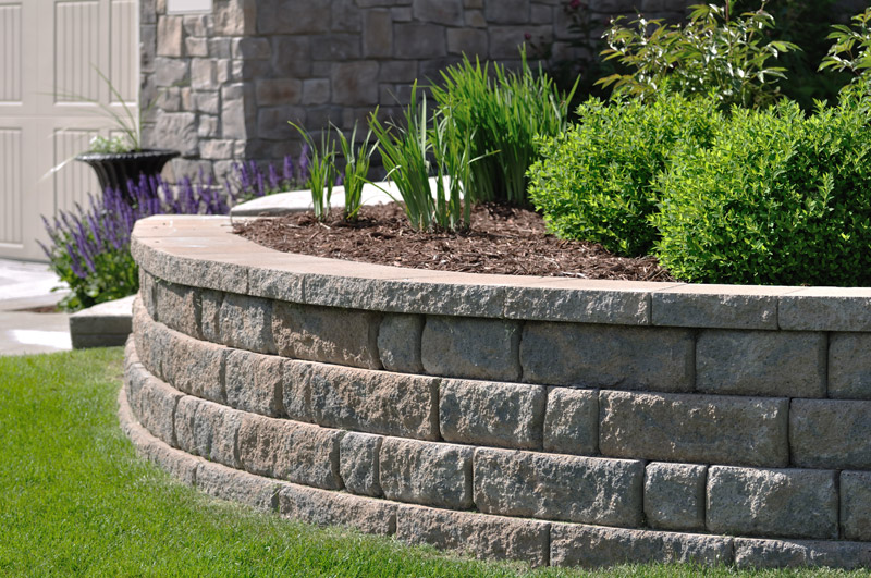 garden retaining wall garden bed retaining wall CQACWLB