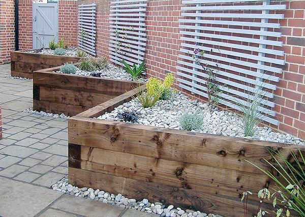 garden retaining wall retaining-wall-52 JREQJAU
