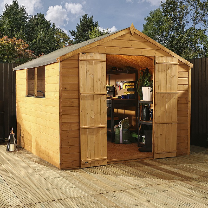 garden sheds click image to enlarge 8 x 8 tongue u0026 groove apex wooden JLHVLAG