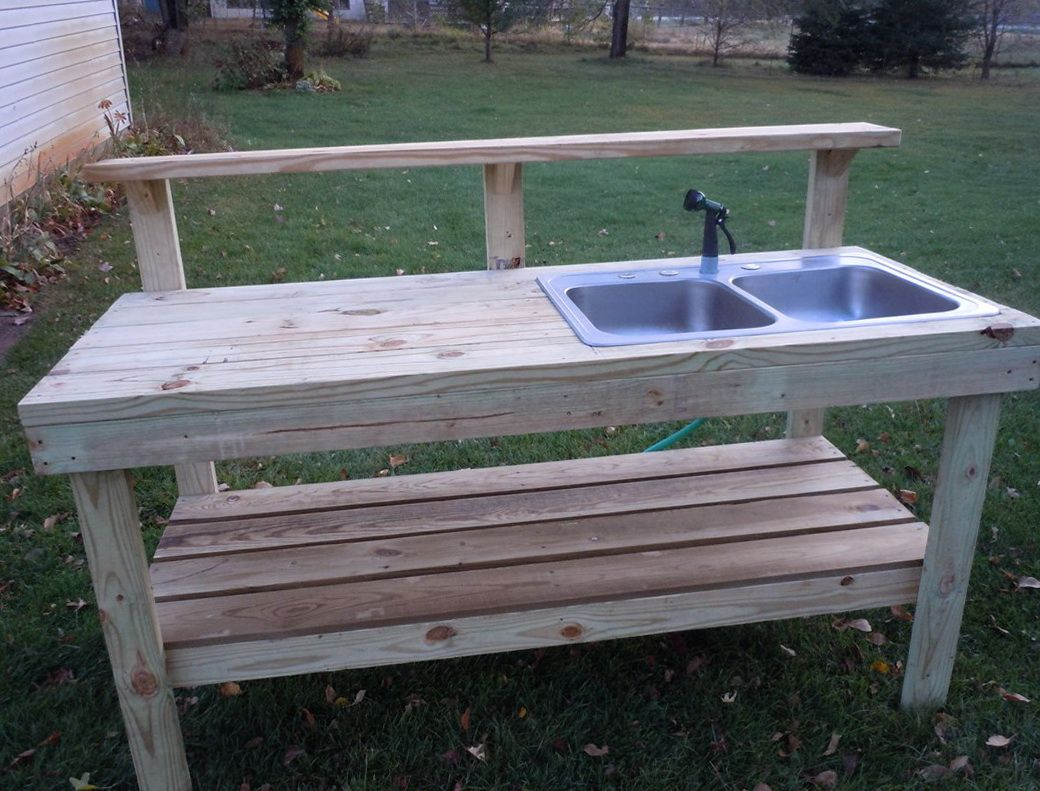 garden sink garden potting bench with sink. do you think garden potting bench with GEAZSEH