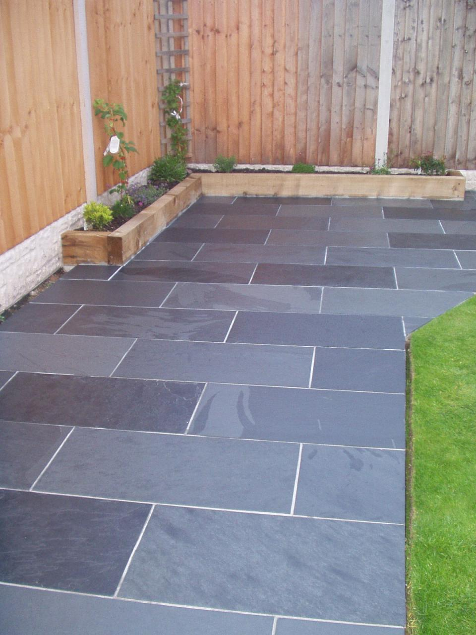 garden slabs grey paving slabs garden HJLYSOT