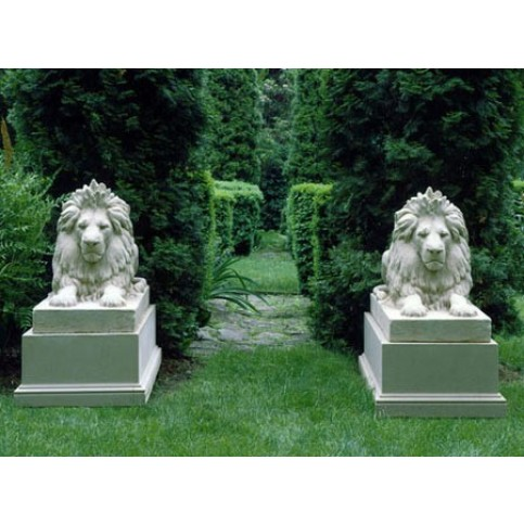 garden statue ask question about lion of hadrian garden statues TMRUBFX