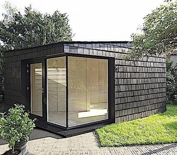 garden studio © serge schoemaker architects BFHMHLE