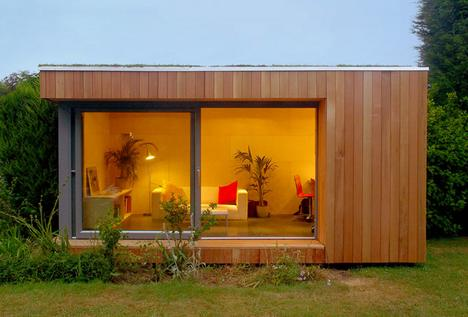 garden studios we have shown a lot of small prefabs for home and country JUNOMQL