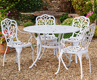 Garden Table And Chairs White Garden Furniture White Wicker Modern Garden  Chairs Pe Rattan ZPATDTZ