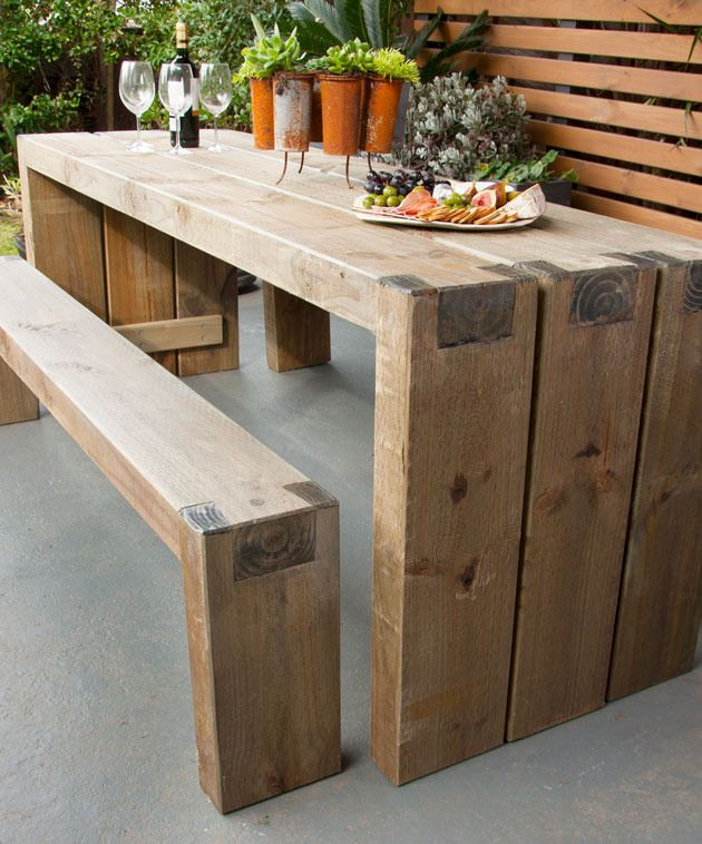 garden tables discover ideas about outdoor table plans TQCUHKM
