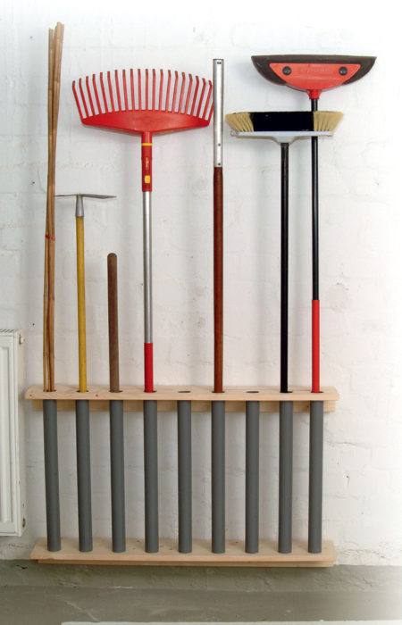 garden tool storage supports for diy tools CZCUSQL