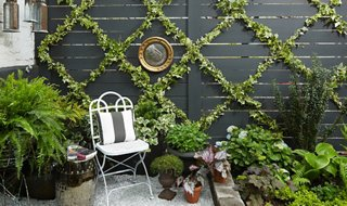garden trellises an insanely chic (and simple!) garden trellis diy ULAISVF