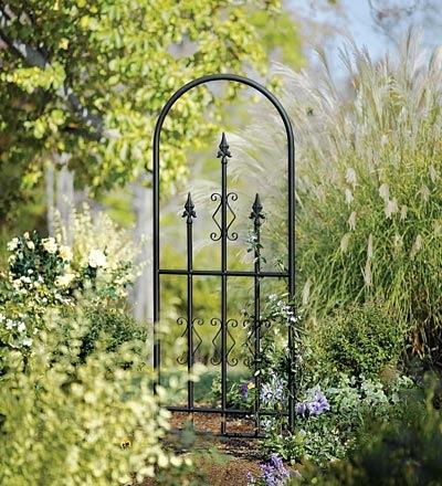 garden trellises QIMVSOK