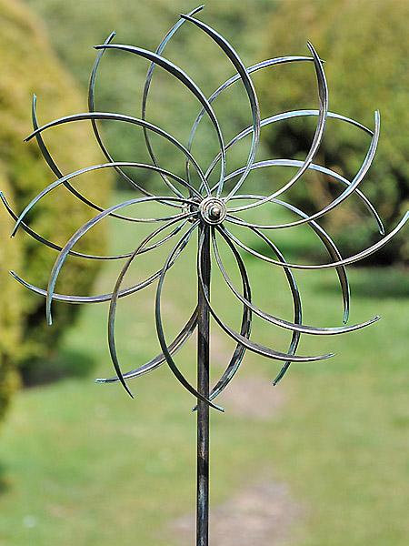 garden windmill copper AZWYNBW