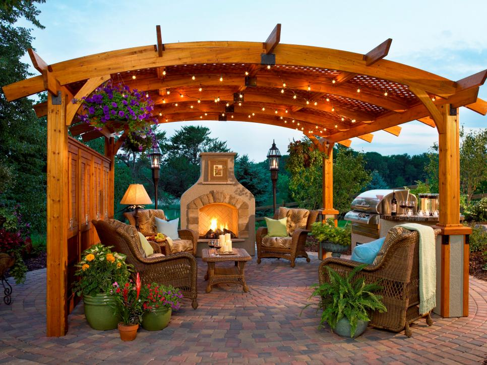 Outdoor Gazebo Ideas That Will Make You