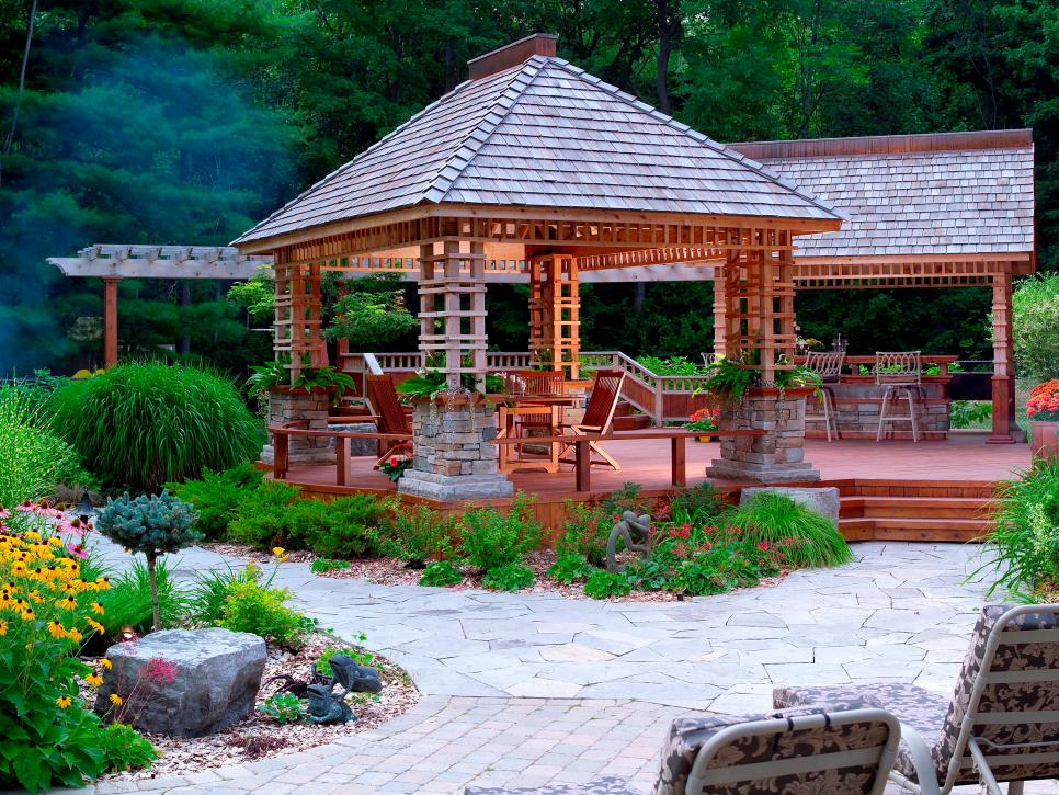 gazebo ideas shop this look XWOANNE