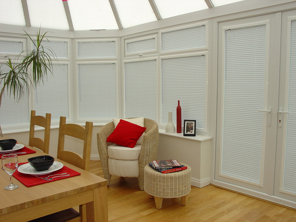 get fine quality conservatory blinds with latest designs DUEQCFG