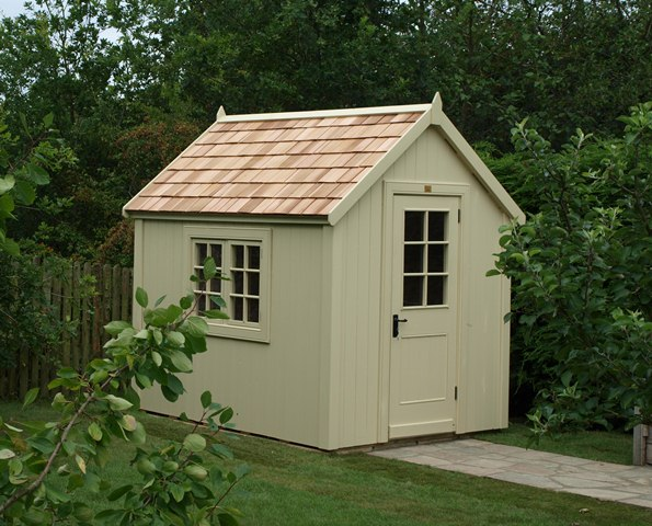 get the beauty of sheds by making posh sheds for your garden SURVZQV