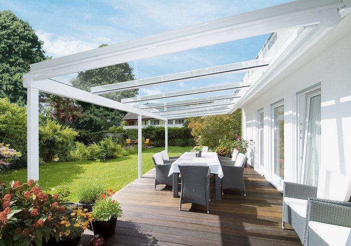 glass patio roof. terrazza CDBHALQ