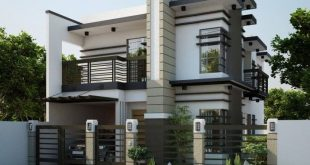good modern contemporary house designs philippines QBSXOQM