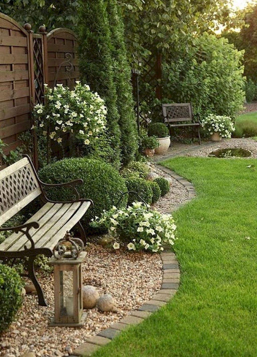 gorgeous front yard garden landscaping ideas (21) ZZJLKOC