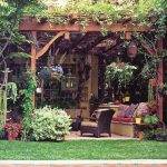 grape arbor but when the time comes you