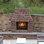 A Suitable Patio Fireplace