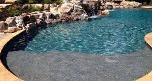 gunite pool concrete pools, also called gunite, let you create any deisgn imaginable. XZYUZIT