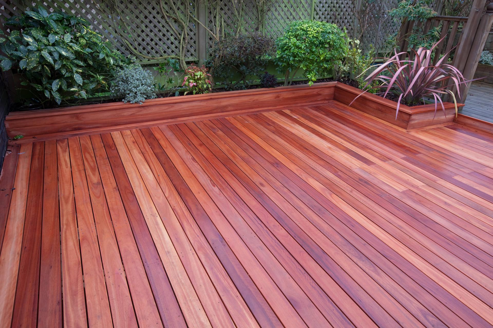 hardwood decking composite timber decking IZTECWI