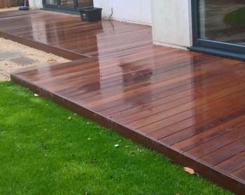 hardwood decking cumaru decking TOZZMHO