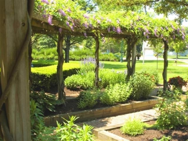 herb gardens gahannau0026#039;s geroux herb garden offers an herbal culinary, health and  wellness PRLYFWD