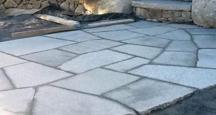 historic granite pavers from new england - sawn and thermaled   olde WEISJQB