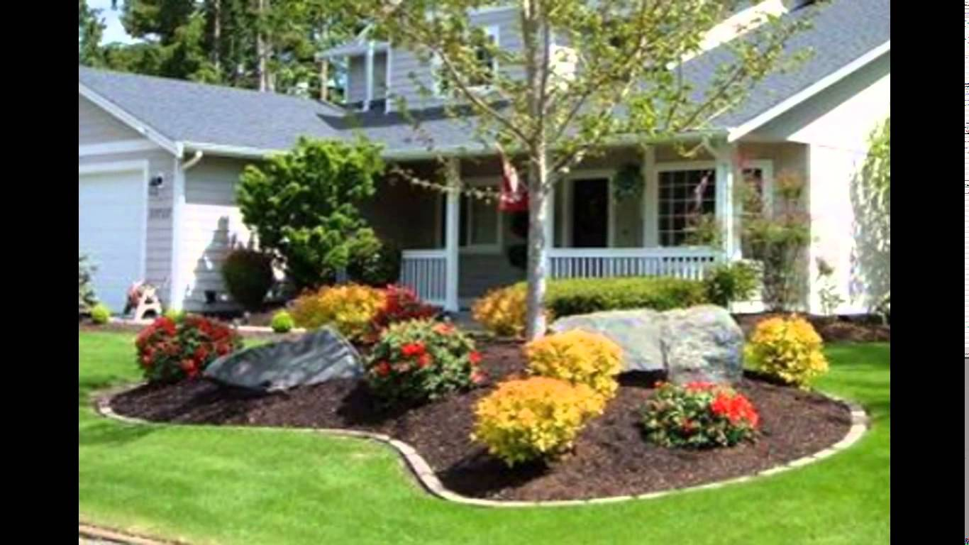 home garden design garden designs for front of house | garden design ideas front house SKKAZNX