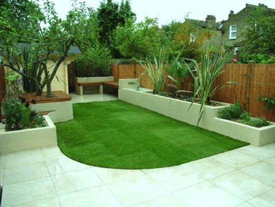 home garden ideas with minimalist OJNYKWA
