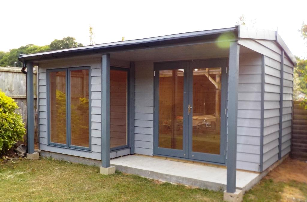 home/garden rooms/holkham garden studio. ;  LTLYLRW