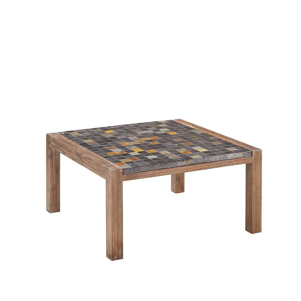 home styles morocco indoor/outdoor patio coffee table with