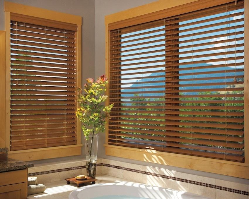 horizontal blinds why windows need custom blinds SHSEJMN