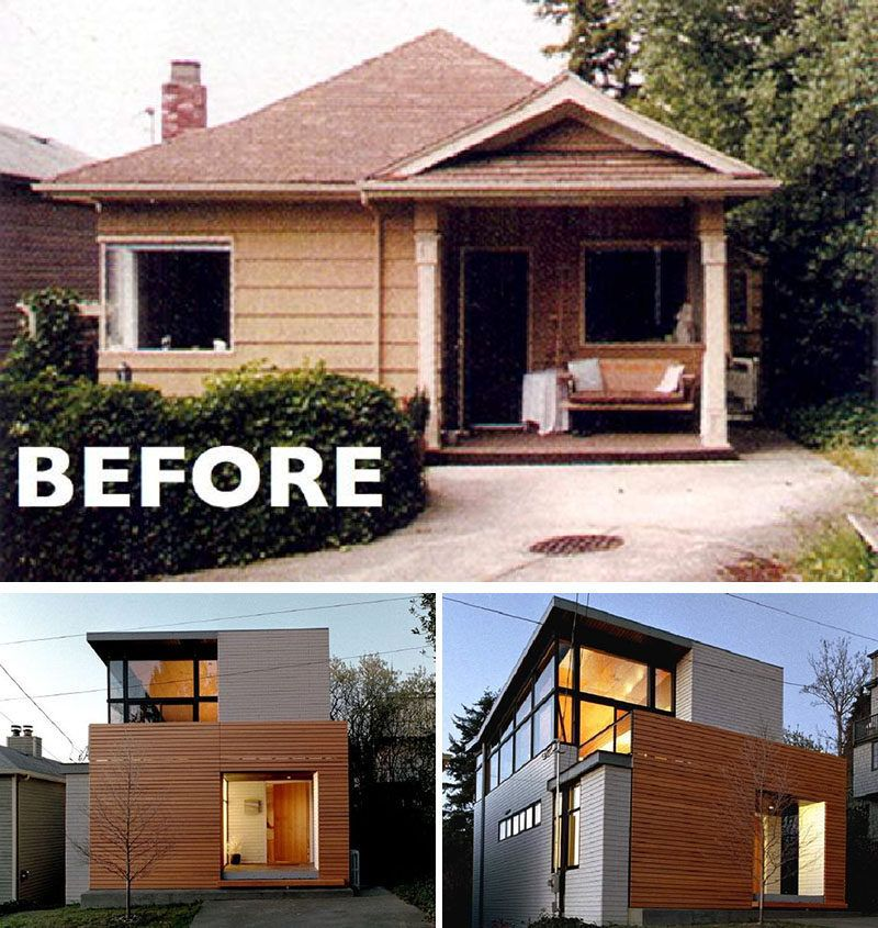 house renovation ideas - 17 inspirational before u0026 after projects // this DOFSPSI