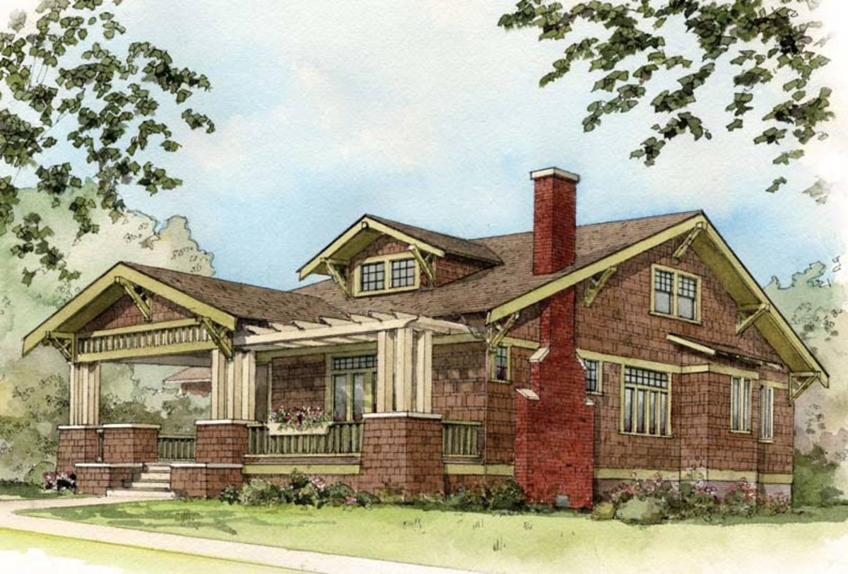 house styles suburban bungalow GZNTASX