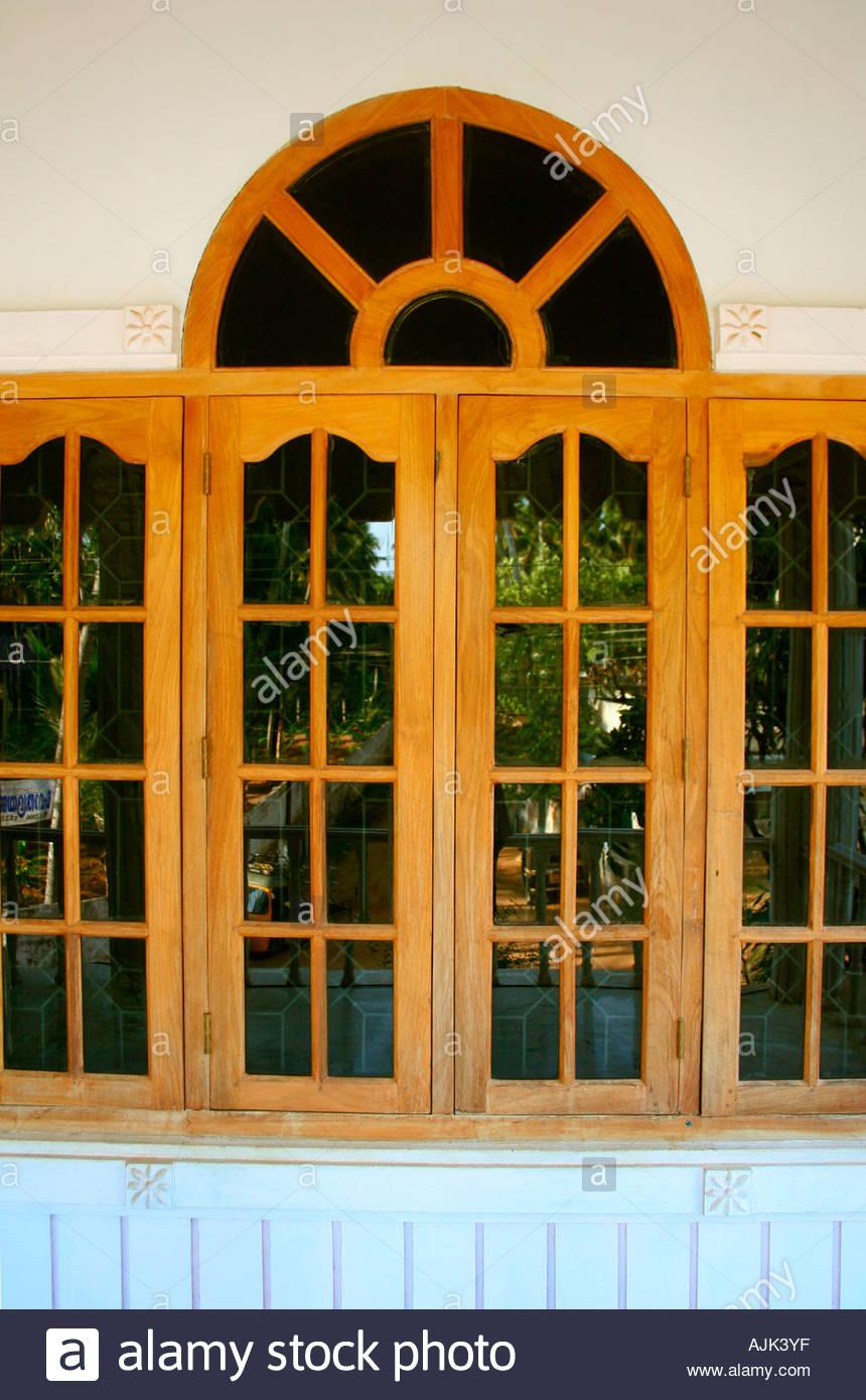 house window design glass windows of a modern house, kerala LDBCFLC