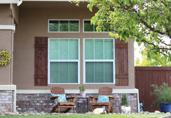 how to build outdoor shutters HUQMMHQ