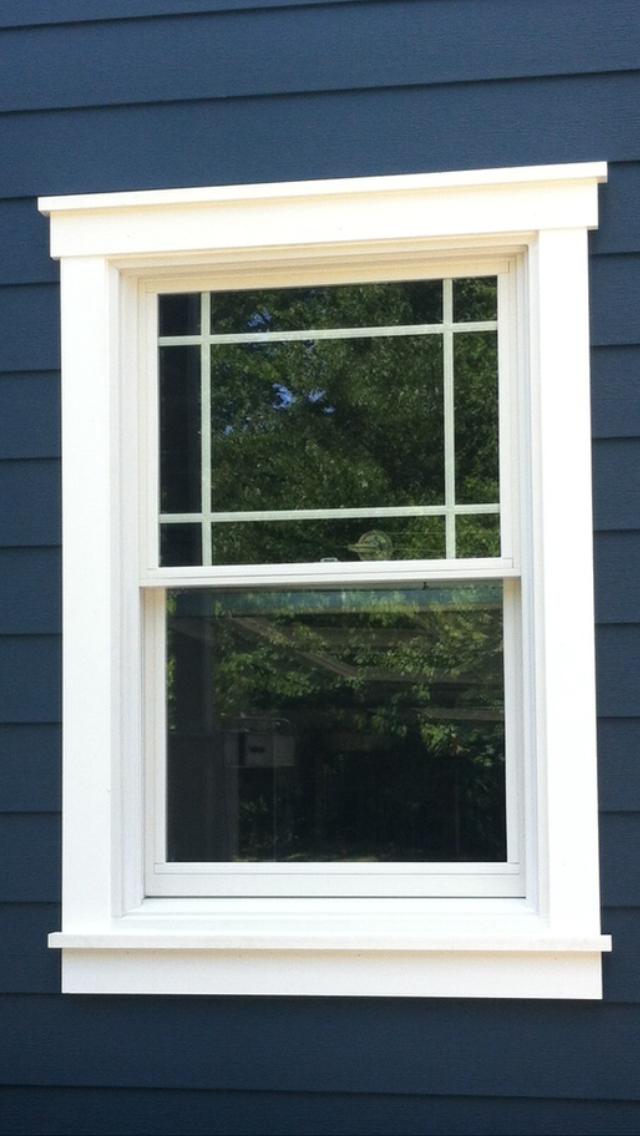 how to choose the best exterior window trim for your home | CPZWXPR