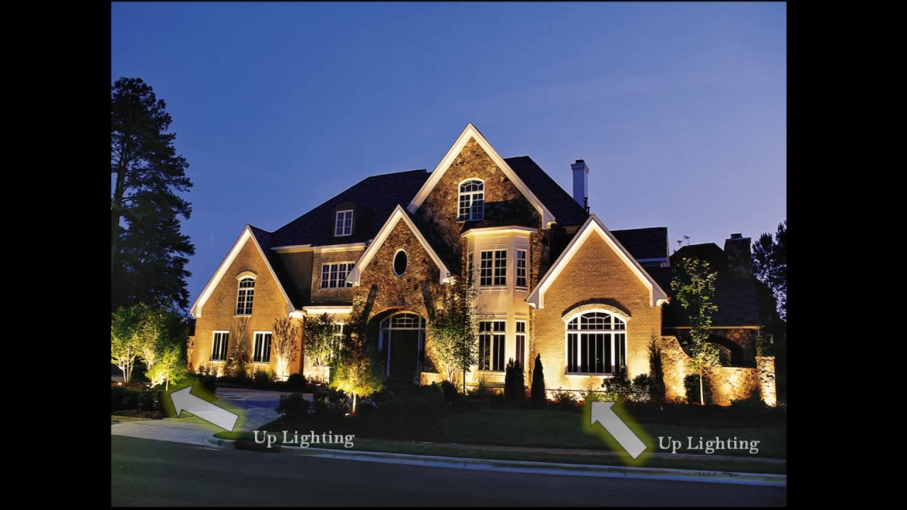 how to install low voltage outdoor landscape lighting - lighting techniques BMQTFDS