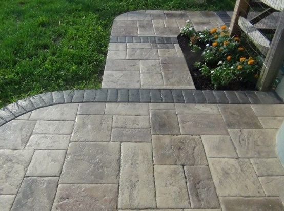 how to make stamped concrete less slippery SYJYRCR