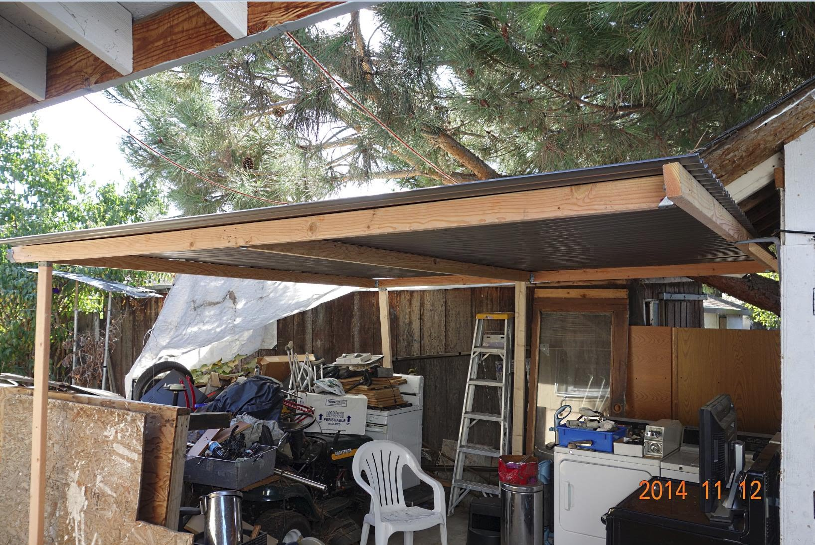 how to put a simple shed   perfect patio roof cover for JUKQTGT